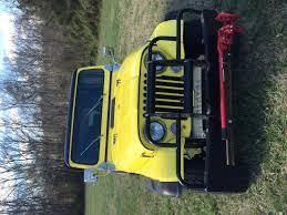 cj jeep yellow 1983 jeep cj7 expedition portal