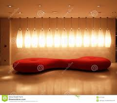 light interior red interior ambience light royalty free stock image image 2271366