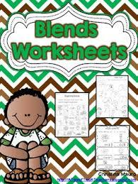 blends printables worksheets printable worksheets and knowledge