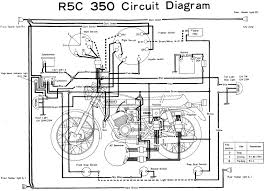 motorcycle cdi ignition wiring diagram motorcycle wiring