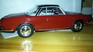 vw karmann ghia vw karmann ghia typ 34 modelcar bos models 1 18 in red owned by