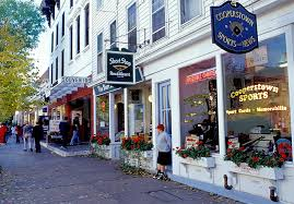 best small towns in america architectural digest names cooperstown one of the 25 best small