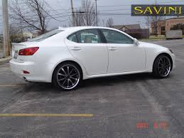 black lexus 2008 is savini wheels