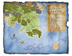 Dnd World Map by A Rust Monster Ate My Sword Map Of Aerth