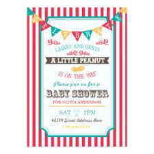 circus baby shower circus baby shower invites baby shower invitations