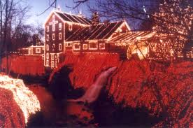 christmas light displays in ohio the legendary lights at clifton mill our stop next year for