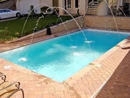rectangle pool models the pool guyz