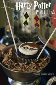 Harry Potter Halloween Party Ideas by 81 Best Celebrate Harry Potta Party Images On Pinterest Harry