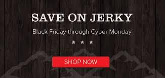 black friday stocking stuffers save 5 on jerky black friday u0026 cyber monday