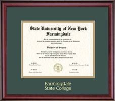 college diploma frame diploma frames farmingdale state college suny bookstore