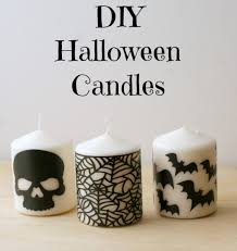 diy halloween candles clever pink pirate
