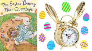 easter bunny books the easter bunny that overslept book by priscilla otto friedrich