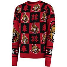 ottawa senators ugly sweaters senators ugly christmas sweaters