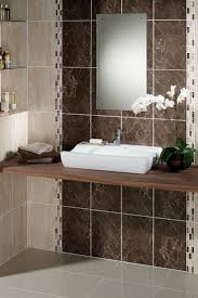 interior ideas bathroom triangle shower room with glass brown tile