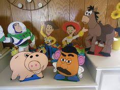 toy story centerpieces made by barbie balboa made by me crafts