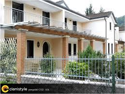 tettoia ferro battuto copertura terrazzo in legno elegante tettoie tettoie in ferro con