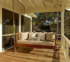 canap suspendu canapé véranda et lit pour terrasse et jardin suspendu jardin