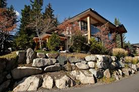 villa house plans for luxurious whistler chalet design hupehome