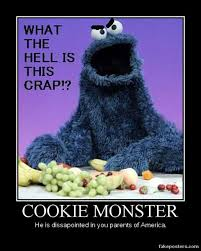 Cookie Monster Meme - cookie monster demotivational by blackdeath2000 on deviantart