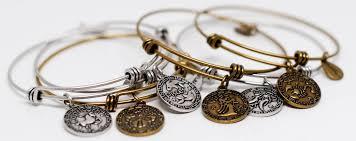 charm bracelet gold vintage images Bellaryann zodiac expandable bangle charm bracelets jpg