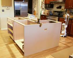 installing kitchen island kitchen kitchen island design and installation how to