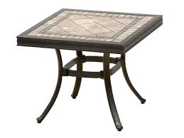 tile patio table set tile patio table ceramic table tops patio tables awesome popular