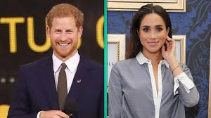 meghan markle toronto mix 96 7 meghan markle supported boyfriend prince harry at