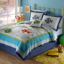 Coastal Quilts Twin Beach Bedding