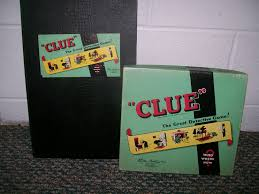 clue board game solve a mystery u2013 all about fun and games