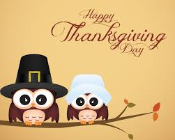 owl clipart happy thanksgiving pencil and in color owl clipart