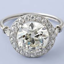 art deco diamond engagement ring art deco design