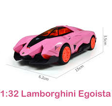 how much does a lamborghini egoista cost 1 32 scale pink lamborghini egoista concept car diecast model
