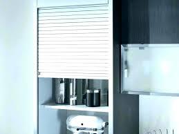 porte pour meuble de cuisine armoire a rideau coulissant meuble cuisine a rideau coulissant porte