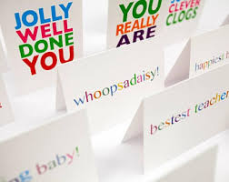 choose any 5 cards greeting card set cards special