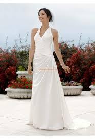 robe de mariã pas cher robe de mariée pas cher bretelle au cou broderie