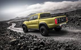 mercedes pickup 2017 this mercedes pickup truck is for real and it u0027s coming next year