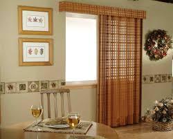 kitchen curtain ideas yellow fabric modern red valance adeal info