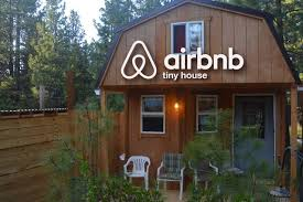 Airbnb Tiny House Bend Tiny House Next To A Stream Sleeps 4 Guesthouse For
