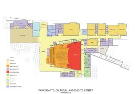 Denver Convention Center Floor Plan by Pace Center Stage Http Parkerarts Org Parker Colorado