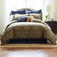 Jcpenney Queen Comforter Sets Royal Velvet Briarhill 4 Pc Comforter Set U0026 Accessories Jcpenney