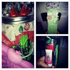 d i y christmas presents mason jar including kisses diy body