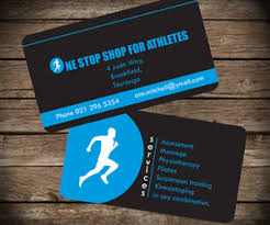 Fitness Business Card Template 55 Professional Shop Business Card Designs For One Stop Shop For