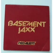 red alert by basement jaxx cds with dom88 ref 118394837