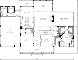 southern living floor plans everett place mitchell ginn southern living house plans