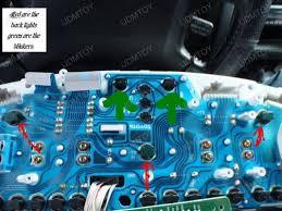 dashboard led light bulbs ijdmtoy installation diy guide for led gauge cluster dashboard lights