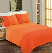 Orange King Size Duvet Covers Orange Duvet Covers Double Home Design Ideas