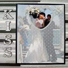 wedding scrapbook albums 12x12 1281 best scrapbook wedding images on scrapbooking