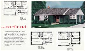 48 1960 ranch home floor plans 1960s ranch house floor plans