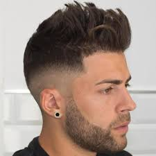 Edgy Hairstyles Men by 20 Best Quiff Haircuts To Try Right Now Quiff Haircut Mid Fade