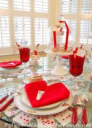 Valentines Day Table Decor Ideas For Valentine U0027s Day Tables